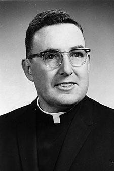 Father Bill Brimely, CSP