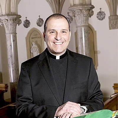 Fr. Eric Andrews