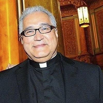 Fr. Gilbert Martinez, C.S.P.