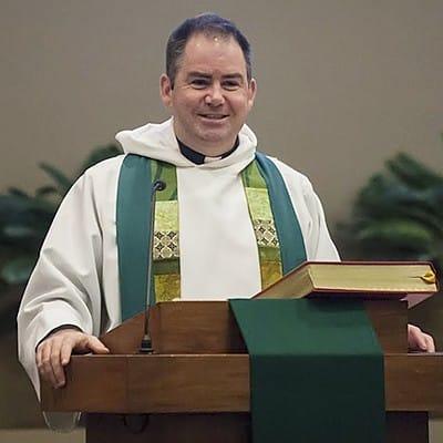 Fr. Tom Gibbons, C.S.P.