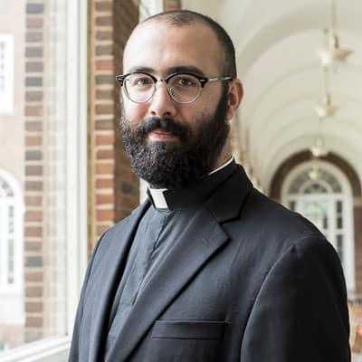 Fr. Matthew Berrios, C.S.P.