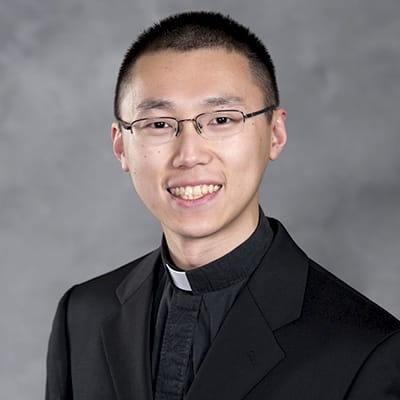 Fr. Jimmy Hsu, C.S.P.