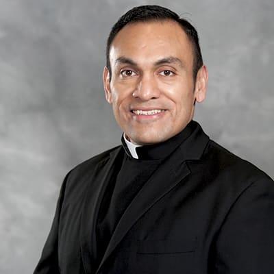 Fr. René Constanza, C.S.P.