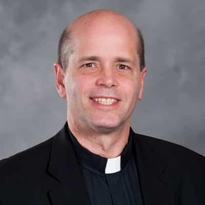 Fr. Ed Nowak, C.S.P.