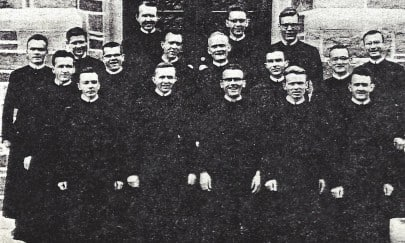 Paulist Fathers Ordination Class of 1956
