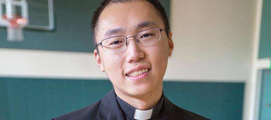 Paulist Fr. Jimmy Hsu