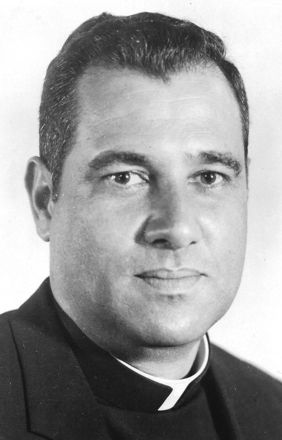 Paulist Fr. Lionel DeSilva in 1970