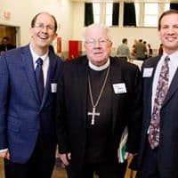 Scott Brill, Bishop Arthur Kennedy, Vito Nicastro