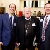 Scott Brill, Bishop Arthur Kennedy, Vito Nicastro