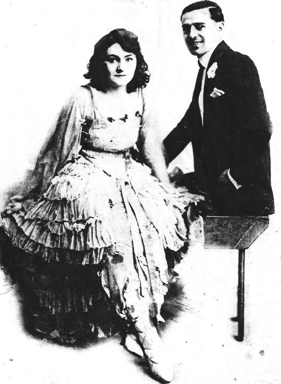 Fr. Lloyd's parents, Helen and Morris, performed as a duo under the name Lloyd and Ardle.