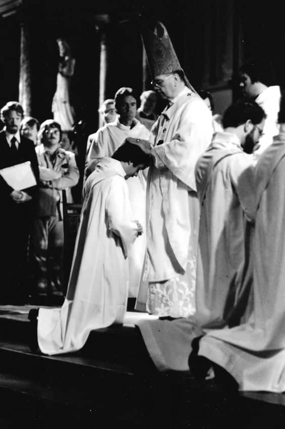 Ordination of Paulist Fr. John Hurley