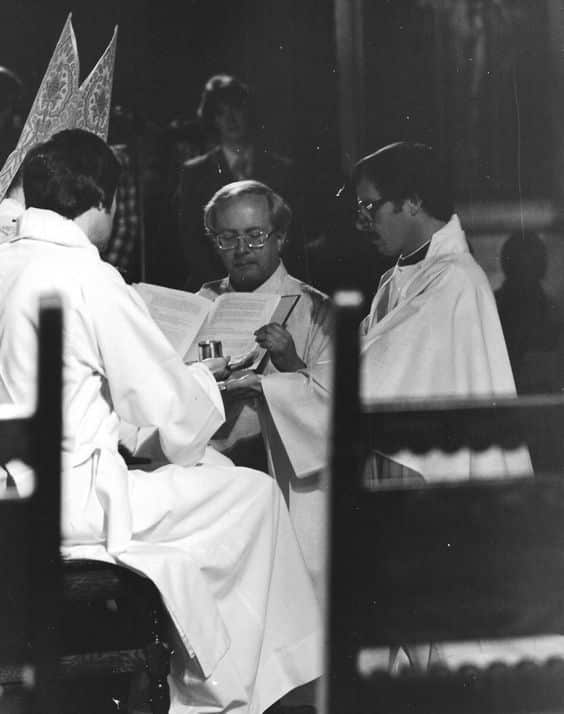 Ordination of Paulist Fr. Thomas Hall