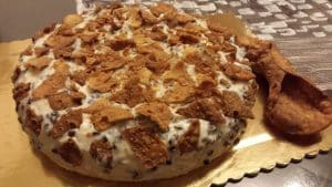 Cannoli Torte