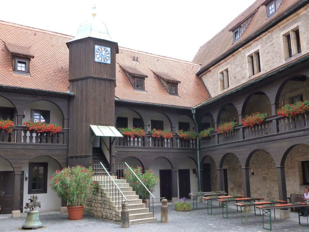 Augustinian monastery in Erfurt