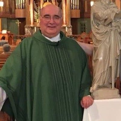 Fr. Ronald Franco, C.S.P.