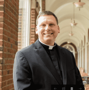 Paulist Fr. Steven Petroff