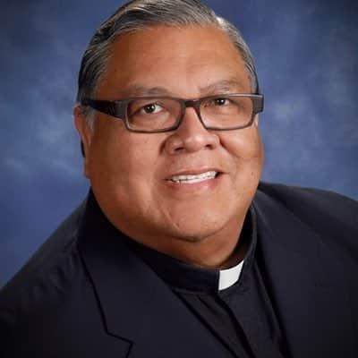 Fr. Ruben Patiño, C.S.P.