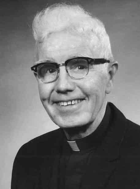 Paulist Fr. John Carvlin
