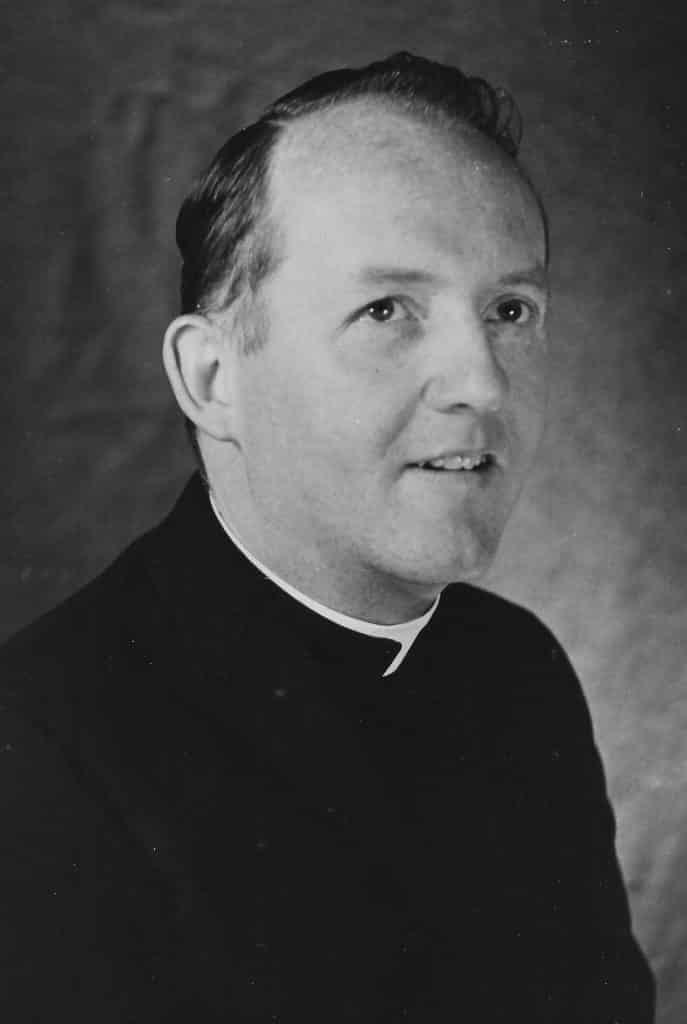 Paulist Fr. Ken McGuire