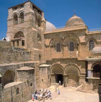 paulist-pilgrimages-holy-land-2019-church-holy-sepulchre