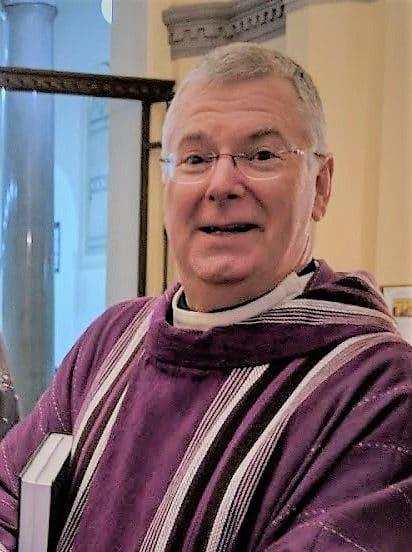 Fr. Brad Schoeberle, C.S.P.