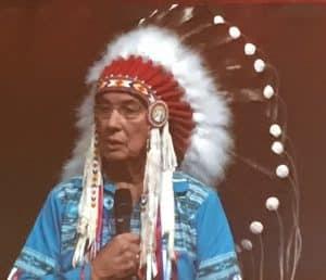 Grand Chief Wilton Littlechild