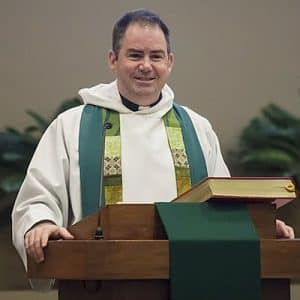 Paulist Fr. Tom Gibbons of Paulist Productions gave this homily on the Second Sunday of Lent (March 17) at Transfiguration parish in Los Angeles where he helps out. The Gospel reading was Luke's account of the Transfiguration (Luke 9:28-36).
