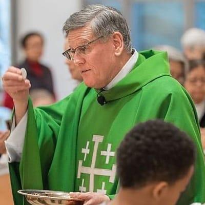 Fr. Patrick Johnson, C.S.P.