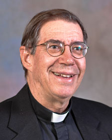 Father Lawrence E. Boadt, CSP