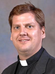 Father Charlie O'Shea Donahue, C.S.P.