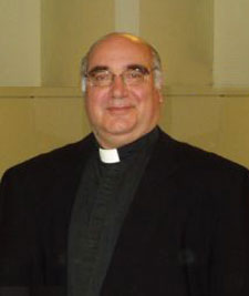 Father Ron Franco, CSP