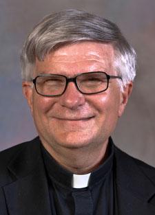 Father Frank DeSiano, C.S.P.
