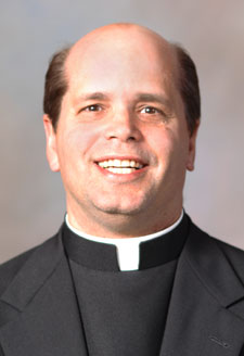 Father Ed Nowak, C.S.P.