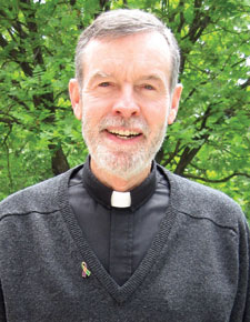 Father Terry Ryan, C.S.P.