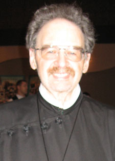 Father Tom Tavella, C.S.P.