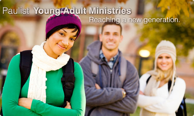 ... dedication to meet today's young adults on their terms than BustedHalo, ...