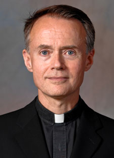 Father Ronald G. Roberson, C.S.P.