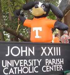 John XXIII University Parish, Knoxville