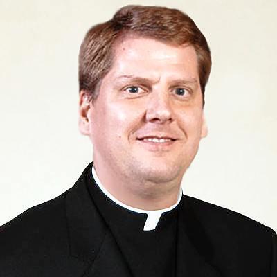 Fr. Charlie Donahue, C.S.P.