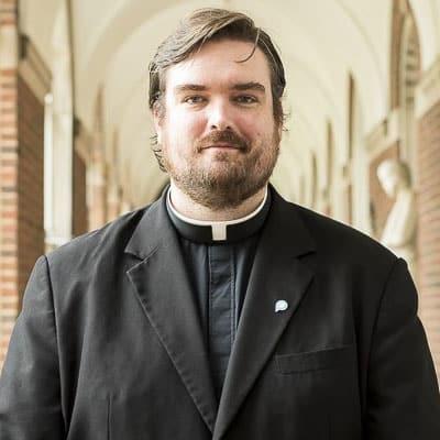 Fr. Stuart Wilson-Smith, C.S.P.