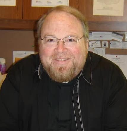 Fr. Dick Sparks, C.S.P.