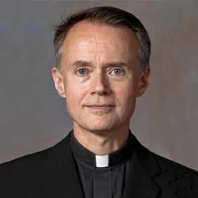 Fr. Ronald G. Roberson, C.S.P.
