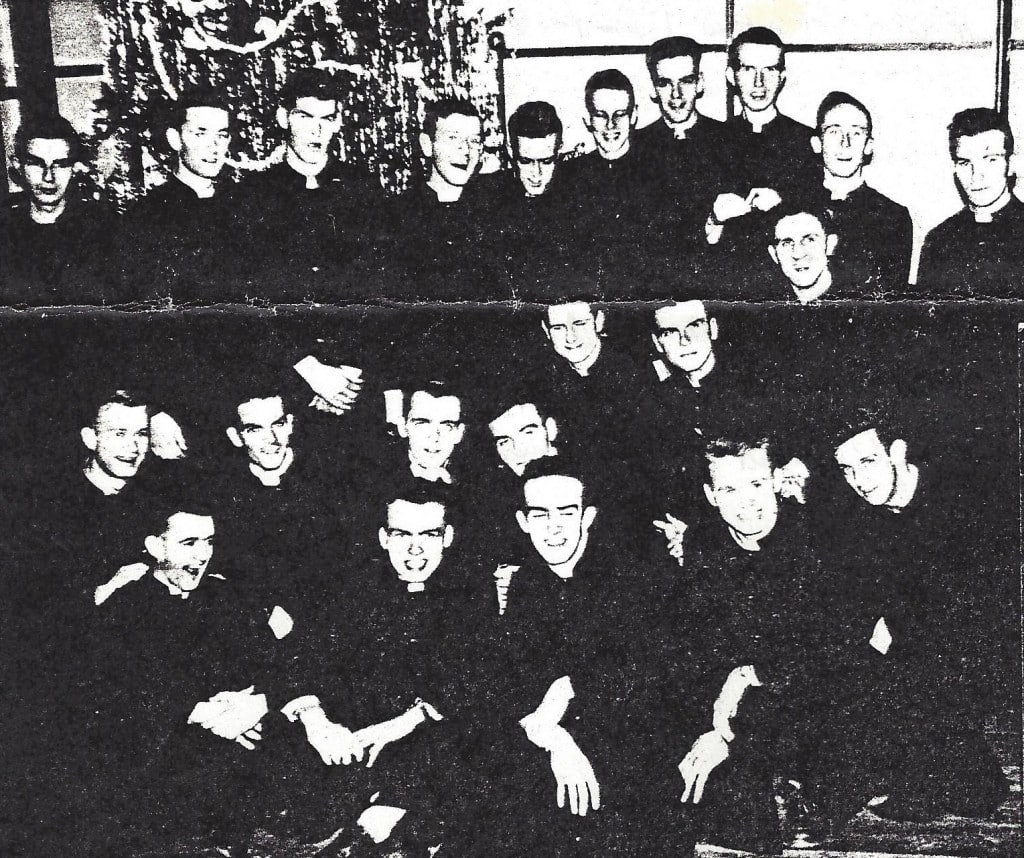 Paulist Fathers Class of 1956