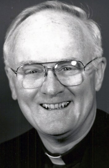 Paulist Fr. James McQuade