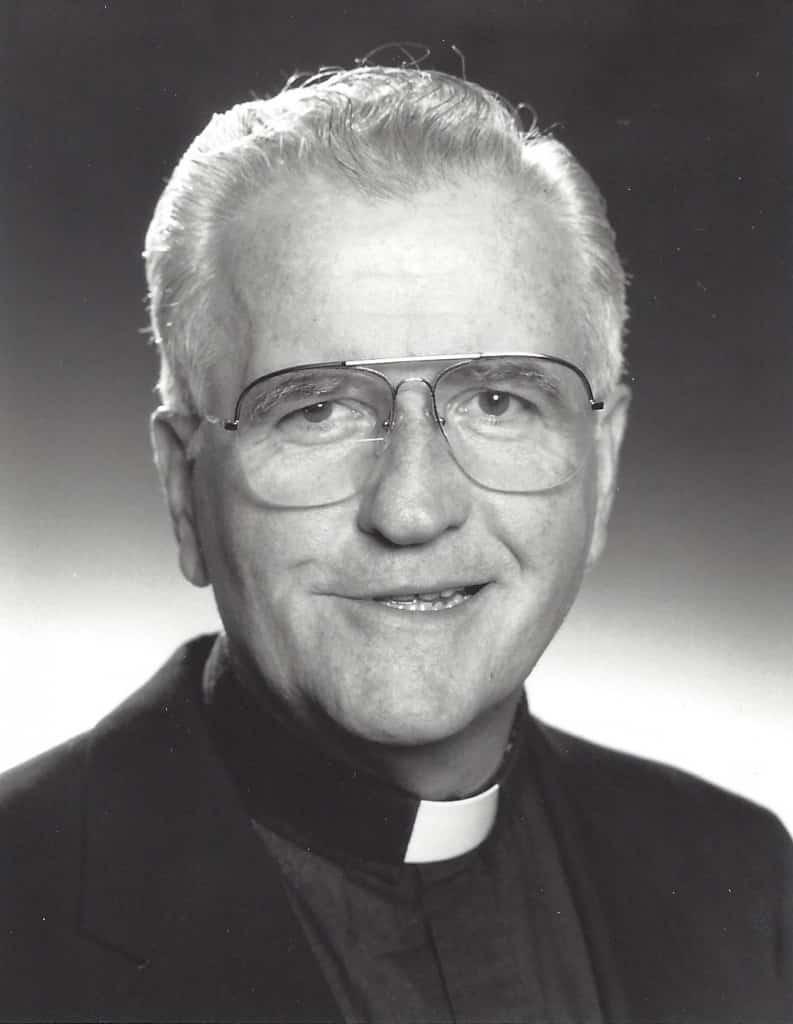 Paulist Fr. Joseph Mahon