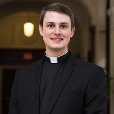 Deacon Evan Cummings, C.S.P.